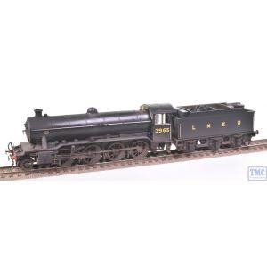 6603910 Heljan OO Gauge 2-8-0 Class O2/3 Tango 3965 LNER Stepped Tender Real Coal & Weathered by TMC