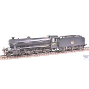 6603921 Heljan OO Gauge 2-8-0 Class O2 Tango 63983 BR E/Emb Flush Sided Tender Real Coal Glossed & Weathered By TMC