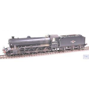 6603922 Heljan OO Gauge 2-8-0 Class O2 Tango 63975 BR Black Late Crest Real Coal & Weathered By TMC