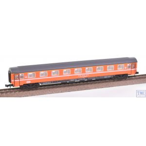 273 Ibertren N Gauge Continental Outline 1st Class Coach Eurofima Swiss SBB CFF FFS Orange