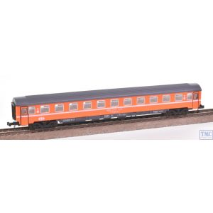 275 Ibertren N Gauge Continental Outline 2nd Class Coach Eurofima Swiss SBB CFF FFS Orange