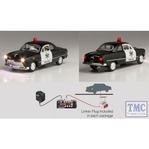JP5593 Woodland Scenics OO/HO Scale Police Car