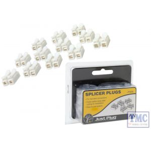 JP5686 Woodland Scenics Just Plug Splicer Plugs