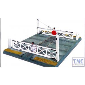 LK-750 O Gauge Level Crossing Gates Peco