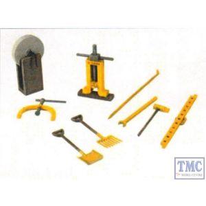 LK-758 O Gauge Plate Layers Tools Peco