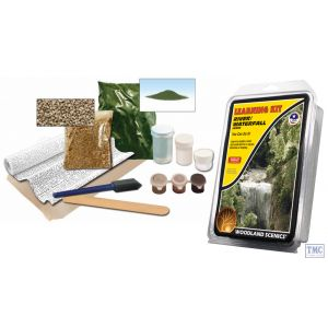 LK955 Woodland Scenics River/Waterfall Learning Kit