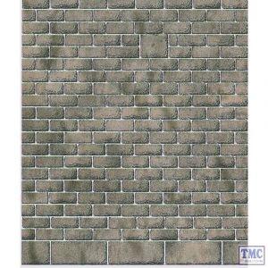 M0057 Metcalfe 00/H0 Cut Stonework M1 Style