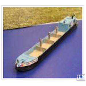 MM002002 Mountford HO/OO Scale Empty Hold Barge Canal Narrowboat (Kit/Unpainted)