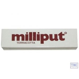 Milliput Terracotta - 2 Part Epoxy Putty (113.4 grams)