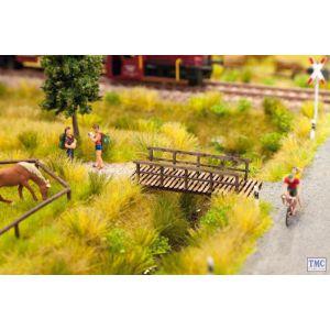 N14420 Noch TT Scale Small Footbridge