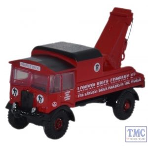 NAEC004 Oxford Diecast 1:148 Scale AEC Matador London Brick Company AEC Matador