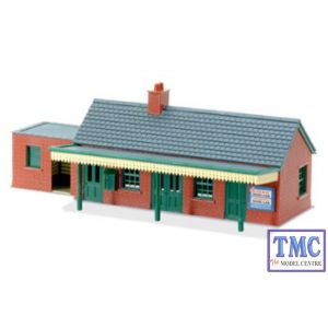 NB-12 Peco N Gauge Country Station Building brick type Kit