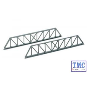 NB-38 Peco N Gauge Truss Girder Bridge Sides 143mm (5_in) long Kit