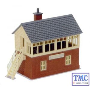NB-3 Peco N Gauge Signal Box brick built type Kit