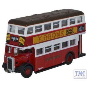 NUT002 Oxford Diecast London Transport Guy Arab Utility 1/148 Scale N Gauge