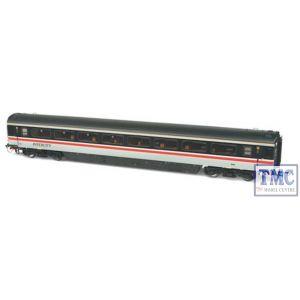 OR763TO002C Oxford Rail OO Gauge Mk3a TSO Coach BR Intercity Swallow no.12022