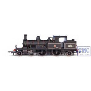 OR76AR002 Oxford Rail OO Gauge Adams Radial 4-4-2T 30584 BR Black Early Crest