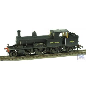 OR76AR007 Oxford Rail OO Gauge Adams Radial 3520 SOUTHERN Late Sunshine Lettering Real Coal & Weathered by TMC