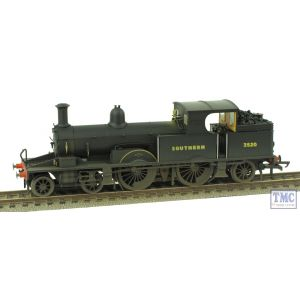 OR76AR007XS Oxford Rail OO Gauge Adams Radial 3520 Southern Black *DCC Sound* Real Coal & Weathered by TMC