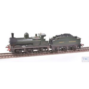 OR76DG003 Oxford Rail OO Gauge 2475 Deans Goods GWR Unlined Real Coal Glossed & Weathered by TMC