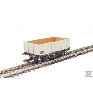OR76MW6002B Oxford Rail OO Gauge 6 Plank Wagon BR Grey E163353