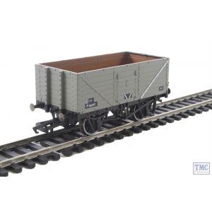 OR76MW7013B Oxford Rail OO Gauge 7 Plank Wagon BR Grey P58699
