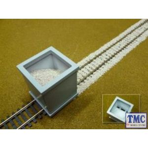 PBAL-O-02 Proses 1.4 Kg (3 lbs) Authentic Limestone Ballast O-Scale (Grey Blend)