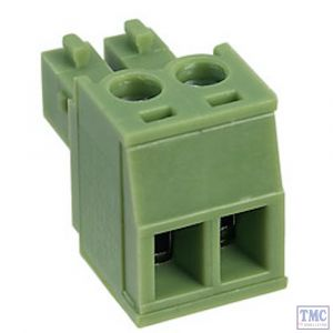 PCP-PLUG NCE Powercab Connection Panel (PCP) 2-Way Track Connection Plug