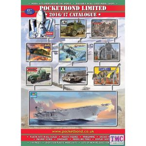 PK16 Pocketbond 2016/17 Catalogue
