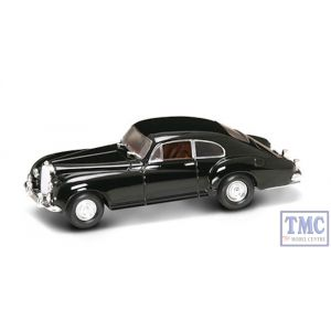 PKYM43212BK Road Signature 1:43 Scale 1954 Bentley R Type Black