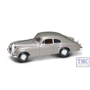 PKYM43212SL Road Signature 1:43 Scale 1954 Bentley R Type Silver