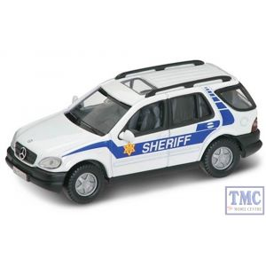 PKYM84213 Road Signature 1:43 Scale Mercedes M Sheriff