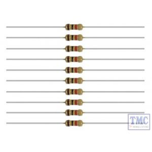 PL-29 Peco Resistors 1/4W 1K0 (1000 Ohm)(Qty 10 In The Pack)