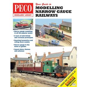 PM-203 Peco Publications Your Guide to Modelling Narrow Gauge Railways