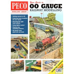 PM-206 Peco Publications Your Guide to OO Gauge Railway Modelling