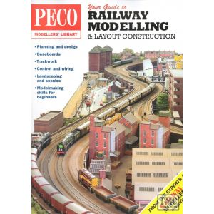 PM-200 Peco Publications Your Guide To Railway Modelling