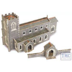 PN926 Metcalfe N Gauge Parish Church Card Kit