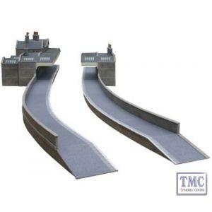 PO235 Metcalfe OO/HO Stone Platform Card Kit