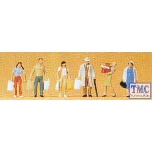 PR75005 Preiser TT Scale People Shopping