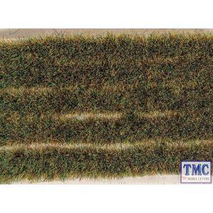 PSG-46 Peco Marshland Grass Tuft Strips 10mm High Self Adhesive