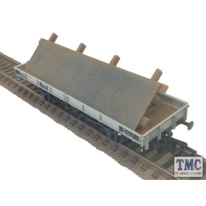 PWL4 Simulated Trestle Load - Trestle fits on Plate Wagons Crafted by TMC