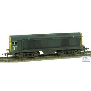 R2761 Hornby OO Gauge Class 20 20035 BR Blue *DCC Sound Fitted* Weathered by TMC (Pre-owned)
