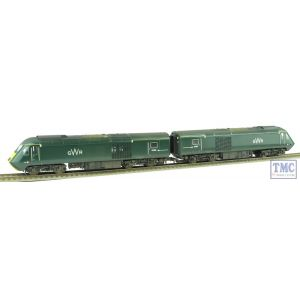 R3510 Hornby OO Gauge GWR HST 125 Train Pack - Limited Edition of 1000 - Weathered by TMC