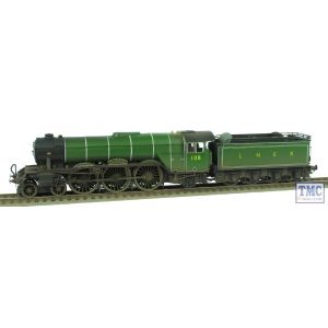 R3518 Hornby OO Gauge The Final Day - LNER 4-6-2 'Gay Crusader' 108 A3 Class Real Coal & Weathered by TMC