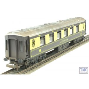 R4312 Hornby OO/HO Gauge RailRoad Pullman Parlour Car Weathered By TMC