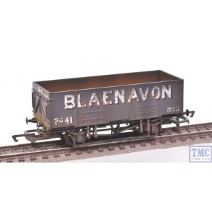R6842 Hornby OO Gauge 21T Mineral Wagon Blaenavon (Era 3) with Extra Detail Weathering by TMC