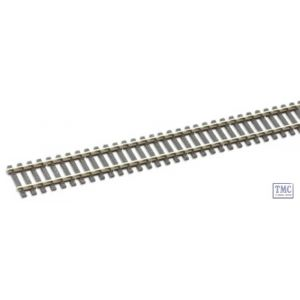 SL-100 OO/HO Scale Wooden sleeper type nickel silver rail 914mm (36in) length x 1 Peco