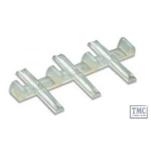 SL-311 N Gauge Rail Joiners insulated Peco