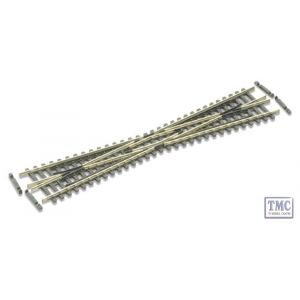 SL-394F N Gauge Long Crossing (10 angle) Peco