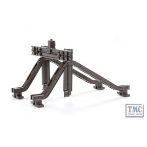 SL-740BH O Gauge Buffer Stop rail built type Peco